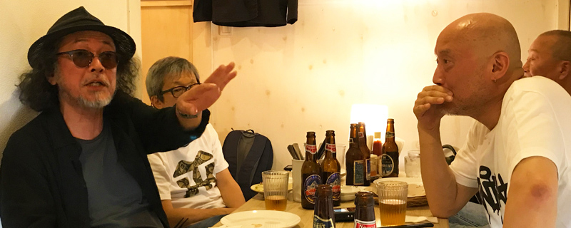 アリ・シミ 石田長生を語る